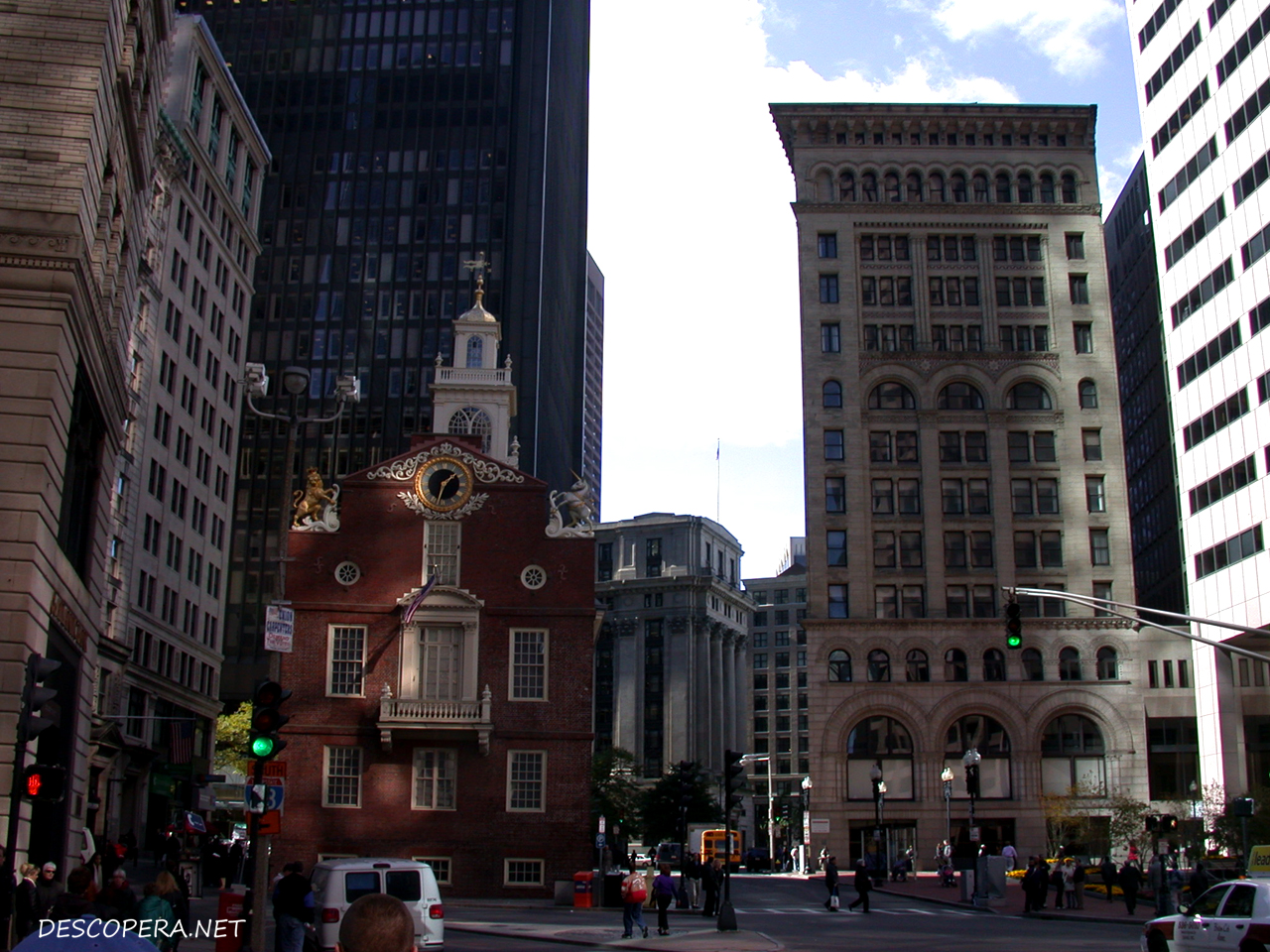Atractii Turistice Boston